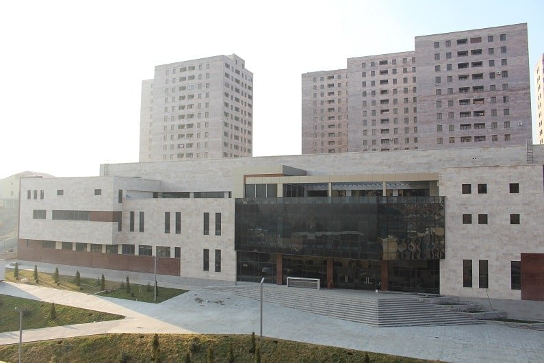 Educational and sports complex