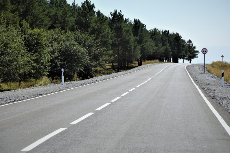 Rehabilitation of the Secondary Road (S 20) Borjomi-Bakuriani-Akhalkalaki