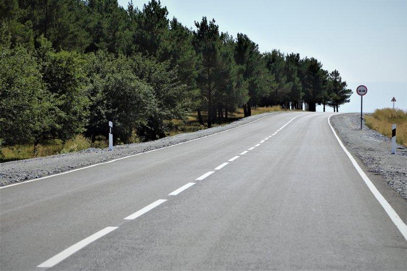 Rehabilitation of the Secondary Road (S 20) Borjomi-Bakuriani-Akhalkalaki