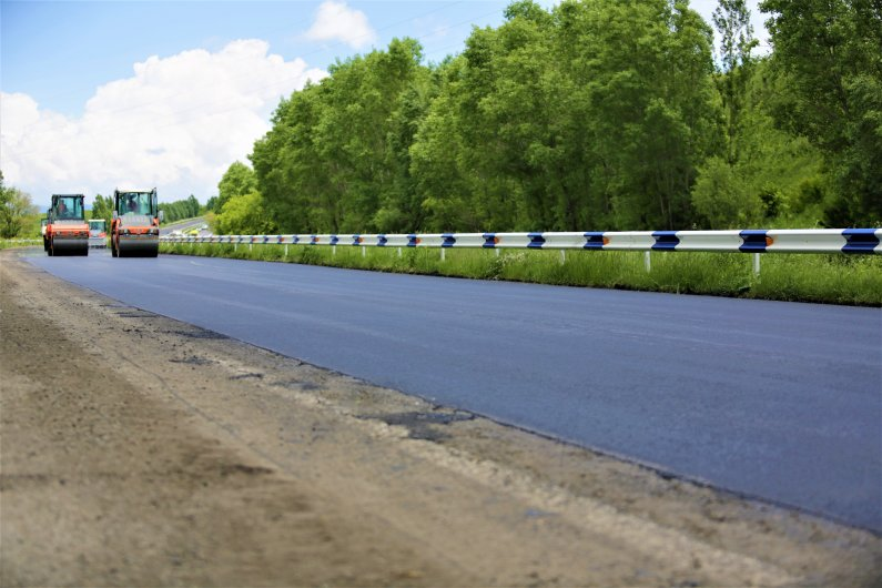 Sevan-Yerevan highway km41-km57 renovation