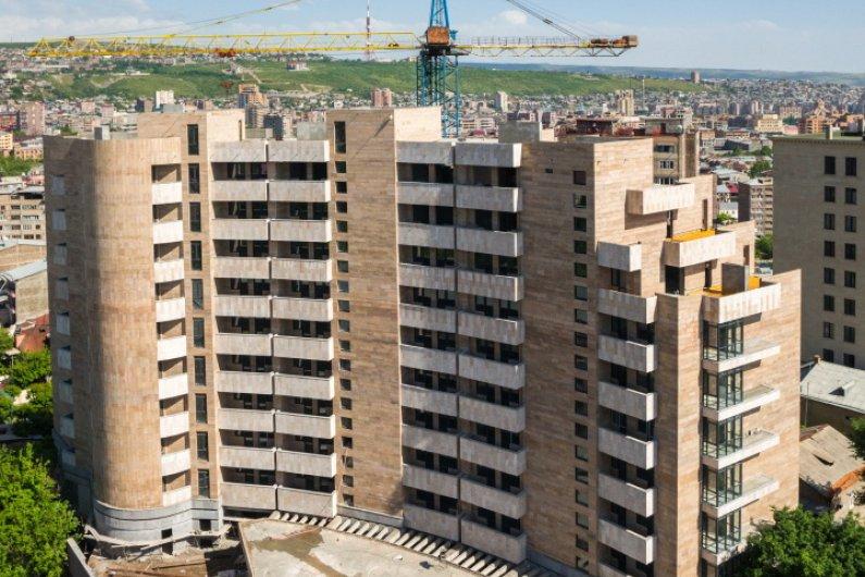 Կառուցողապատոցներ Երևանում