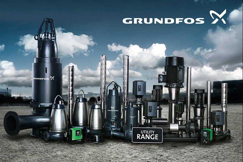Grundfos centrifugal pump Armenia