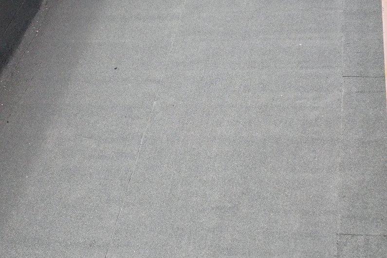 Ջրամեկուսացում գրանուլապատ բիտումնային ծածկերով, իզոգամով