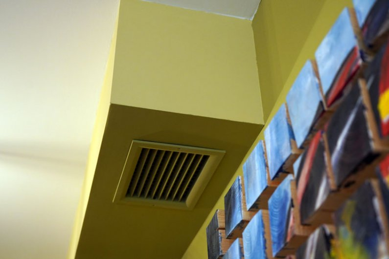 Ecological wall paint Vinyl Eco