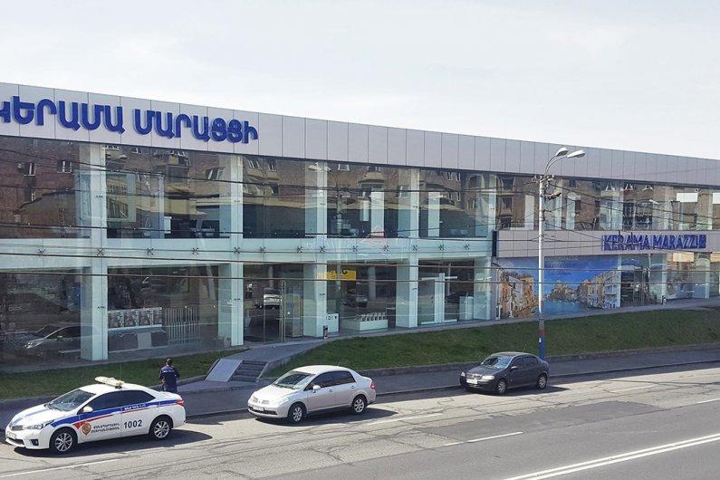 Բարդ Շինություն - Շինարարություն Երևանում - ՊՐԻՄԴԻՓ