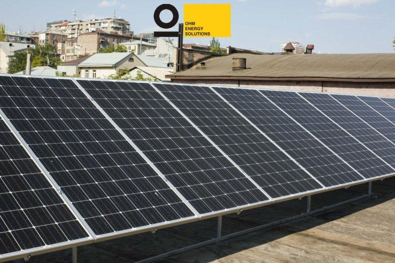 Արևային էներգետիկան Հայաստանում