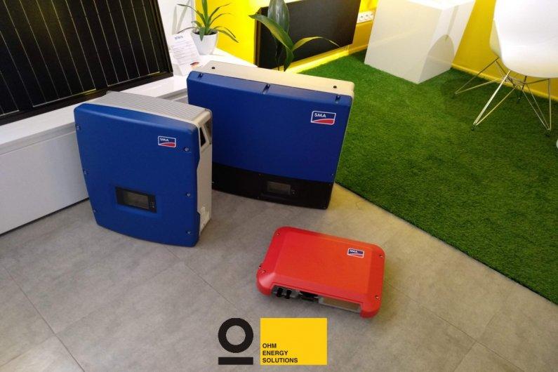 SMA արևային կերպափոխիչներ (ինվերտորներ)