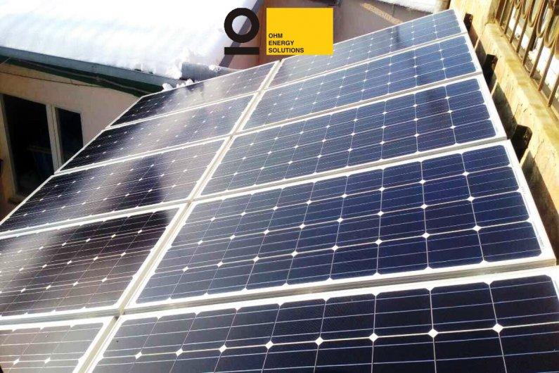 OHM ENERGY - արևային համակարգեր