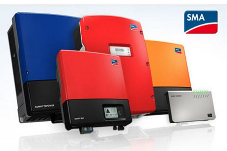 SMA inverters in OHM ENERGY