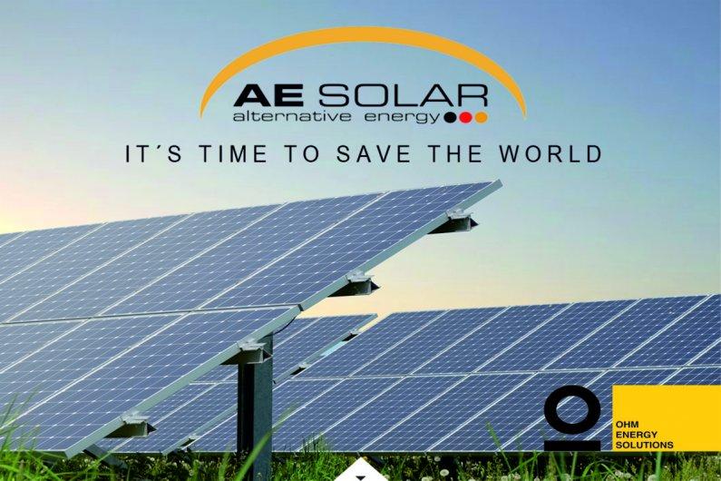 Արևային  կայան - փրկենք աշխարհը
