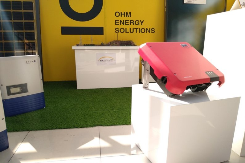 The best Inverters in OHM ENERGY