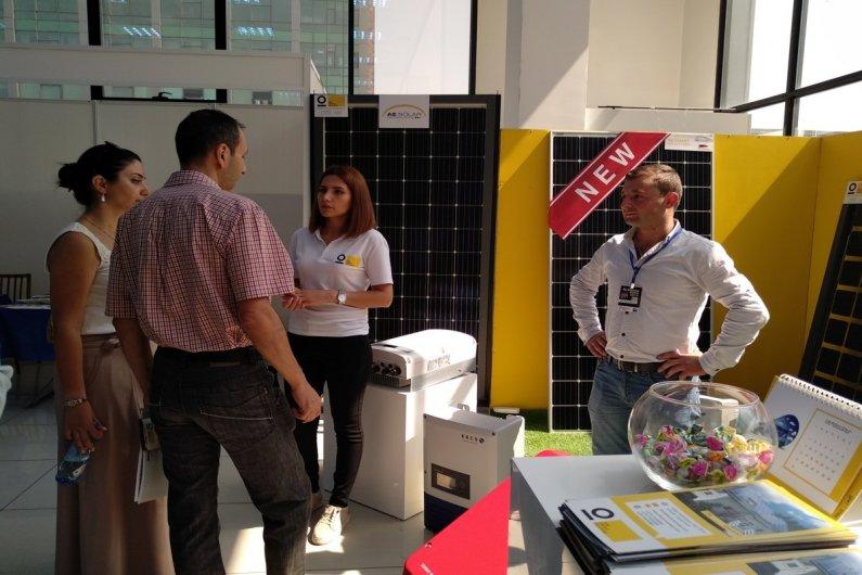 Արևային էներգիան Հայաստանում