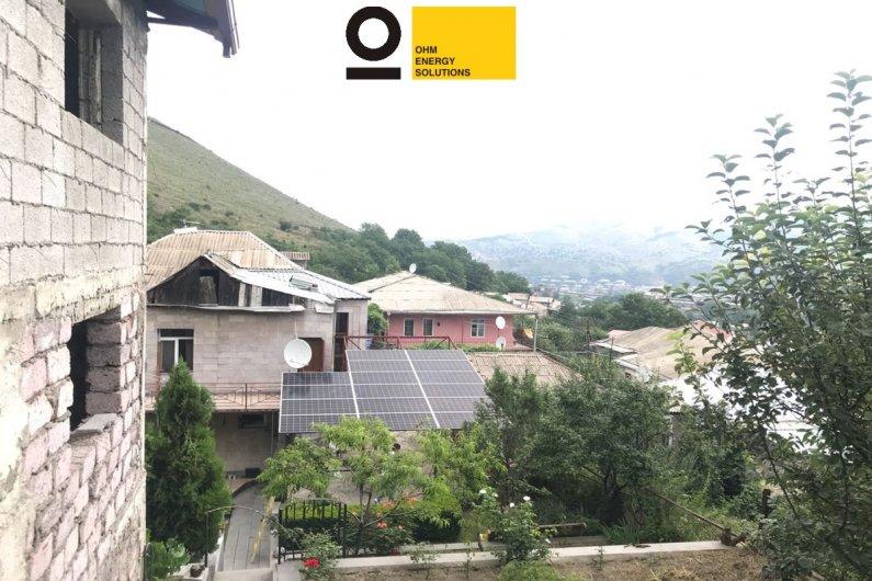 Солнечная станция в Ванадзоре