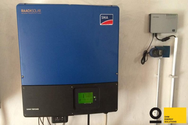 SMA Inverter in Sovetashen