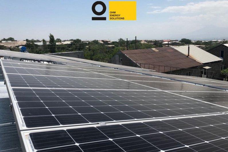 Արևային պանելներ AE Solar