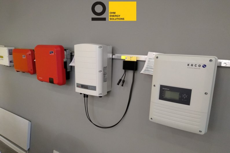 Inverters of OHM ENERGY