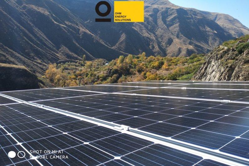 Արևային վահանակներ AE Solar