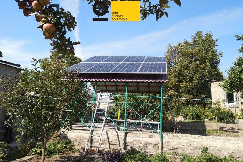 Արևային էլեկտրակայան Գեղաշեն համայնքում