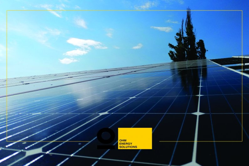 Solar panels by AE Solar from Germany