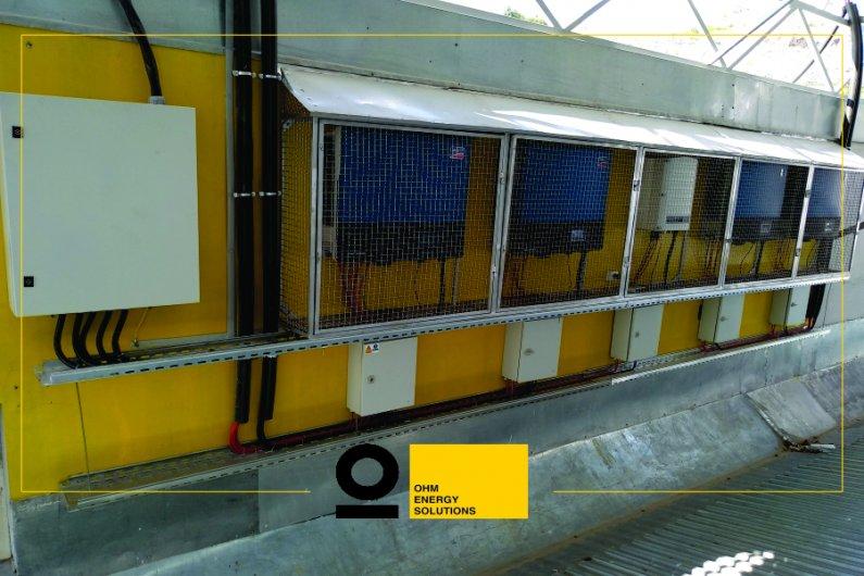 Արևային կայանի ինվերտորները և անվտանգության համակարգը