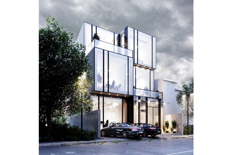 Բարձրահարկ շենքերի նախագծում, նախագիծ , շենք , շինություն