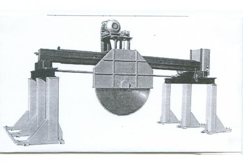Sawing Machines With 3-meter Cutting Tool