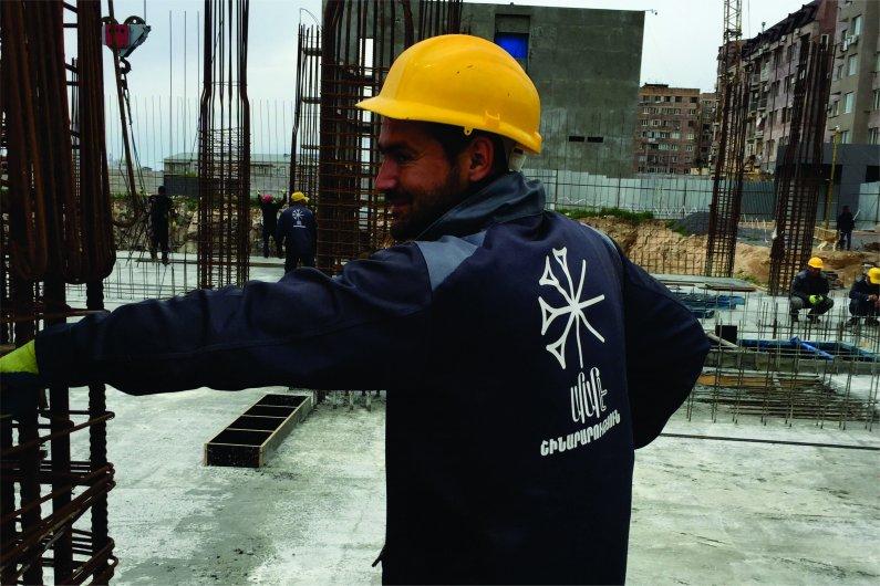 «Նոյ» Բազմաֆունկցիոնալ բնակելի համալիրի շինարարական աշխատանքներ