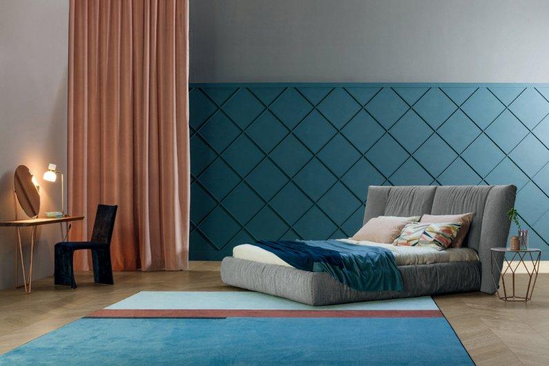 Bonaldo modern bed