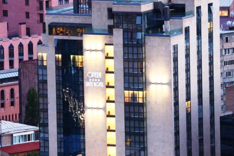 Հյուրանոց Opera suite