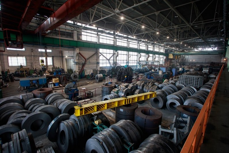 Yerevan Factory of Steel products (pipes)