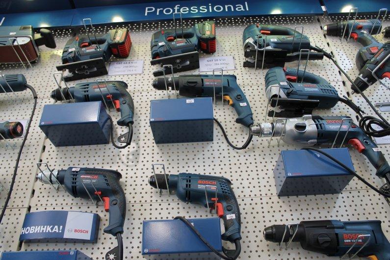 Bosch Գործիքներ