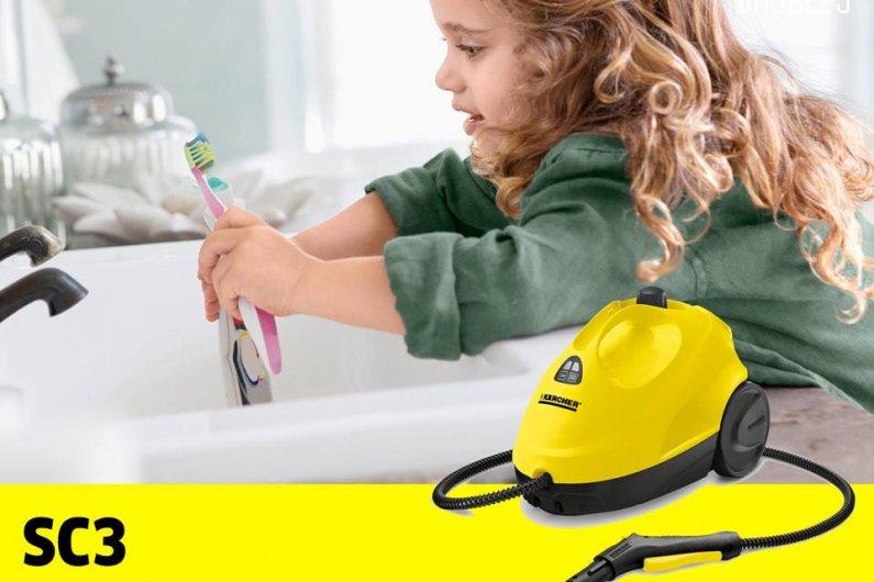 Դուք գիտե՞ք արդյոք, որ Կերխեր գոլորշիով մաքրող սարքը կարող է հեշտությամբ մաքրել յուղը Ձեր գազօջախի վ