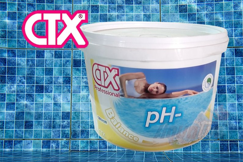 PH minus փոշի